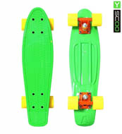 Penny board Y-SCOO 22 Classic green