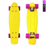 Penny board Y-SCOO 22 Classic yellow