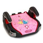 Автокресло Graco Booster Basic  Disney