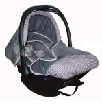 C0153 АВТОКРЕСЛО BABY RIDE (calin rose)