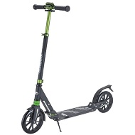 Самокат Tech Team City scooter черный